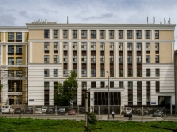 Basmanny district,  , house 6А с.4. office building