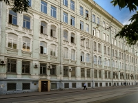 Basmanny district,  , house 35 с.1. Apartment house