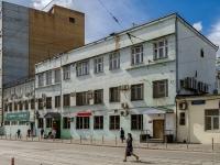 Basmanny district,  , house 35 с.52. multi-purpose building