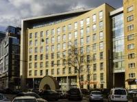 Basmanny district,  , house 39 с.1. office building