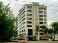 Basmanny district,  , house 40/12. office building