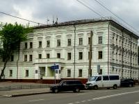 Basmanny district,  , house 40/12К11. office building