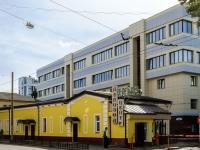 Basmanny district,  , house 40/12К17. office building