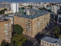 Басманный район, улица Нижняя Красносельская, дом 45/17. многоквартирный дом