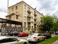 Басманный район, улица Нижняя Сыромятническая, дом 10А с.1. офисное здание