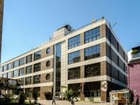 Басманный район, улица Нижняя Сыромятническая, дом 10 с.3. многофункциональное здание