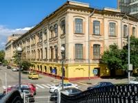 Басманный район, улица Нижняя Сыромятническая, дом 11 к.1. офисное здание