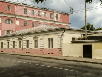 Басманный район, улица Спартаковская, дом 2 к.5. офисное здание