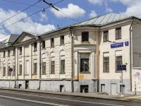 Басманный район, улица Спартаковская, дом 3 с.1. офисное здание