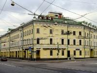Басманный район, улица Спартаковская, дом 5 с.1. банк ОАО Национальный банк ТРАСТ