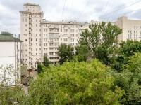 Басманный район, улица Спартаковская, дом 6. многоквартирный дом