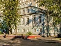 Басманный район, улица Спартаковская, дом 6 с.2. офисное здание