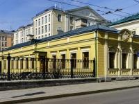 Басманный район, улица Спартаковская, дом 9 с.1. офисное здание
