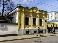 Басманный район, улица Спартаковская, дом 9 с.2. офисное здание