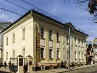 Басманный район, улица Спартаковская, дом 11 с.1. офисное здание