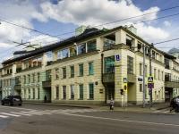Басманный район, улица Спартаковская, дом 12. офисное здание