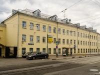 Basmanny district,  , house 4 с.1. office building