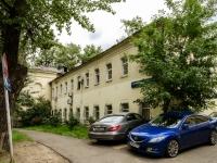 Basmanny district,  , house 8 к.1. office building