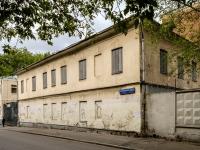 Басманный район, Волховский переулок, дом 16/20СТР1. офисное здание