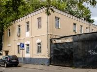 Басманный район, Волховский переулок, дом 16/20СТР3. офисное здание