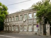Басманный район, Волховский переулок, дом 23. офисное здание