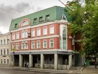 Басманный район, улица Доброслободская, дом 8 с.4. офисное здание