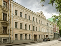 Басманный район, улица Доброслободская, дом 10 с.4. неиспользуемое здание