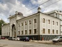 Басманный район, улица Доброслободская, дом 19. офисное здание