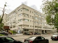 Басманный район, улица Доброслободская, дом 23. офисное здание