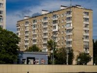 Басманный район, Спартаковский переулок, дом 24 с.1. многоквартирный дом
