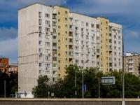 Басманный район, Спартаковский переулок, дом 26. многоквартирный дом