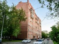 Басманный район, Спартаковский переулок, дом 26 с.2. многоквартирный дом