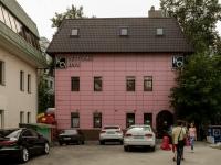 Басманный район, улица Фридриха Энгельса, дом 3-5 с.4. офисное здание