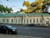 Басманный район, улица Бакунинская, дом 2-4. офисное здание