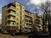 Басманный район, улица Бакунинская, дом 4-6 с.1. многоквартирный дом