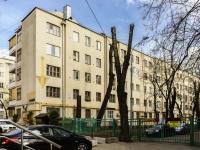 Басманный район, улица Бакунинская, дом 4-6 с.2. многоквартирный дом