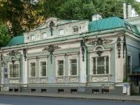 Басманный район, улица Бакунинская, дом 6. офисное здание