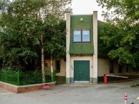 Басманный район, улица Бакунинская, дом 7 с.7. офисное здание
