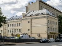 Басманный район, улица Бакунинская, дом 10-12 с.5. банк