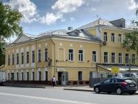 Басманный район, улица Бакунинская, дом 14. офисное здание