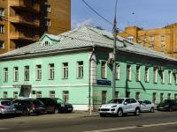 Басманный район, улица Бакунинская, дом 15. офисное здание