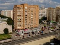 Басманный район, улица Бакунинская, дом 23-41. многоквартирный дом