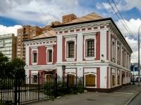 Басманный район, улица Бакунинская, дом 24. офисное здание