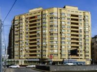Басманный район, улица Бакунинская, дом 26/30СТР1. многоквартирный дом