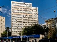 Басманный район, улица Бакунинская, дом 32/36. многоквартирный дом