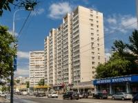Басманный район, улица Бакунинская, дом 38/42. многоквартирный дом