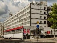 Басманный район, улица Большая Почтовая, дом 7. офисное здание