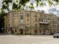 Басманный район, улица Большая Почтовая, дом 18. многоквартирный дом