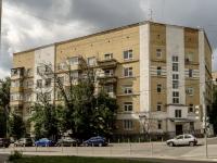 Басманный район, улица Большая Почтовая, дом 18/20К2. многоквартирный дом