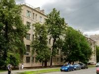 Басманный район, улица Большая Почтовая, дом 18/20К18. многоквартирный дом